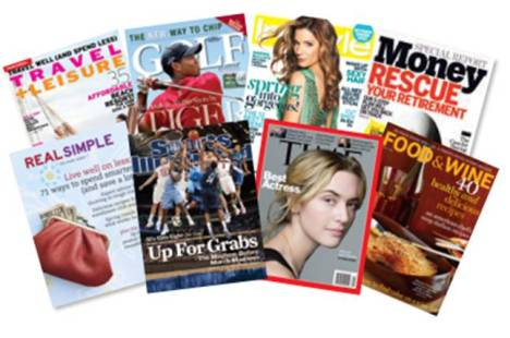 All the Time Warner Mags, Ripe for the pickin'